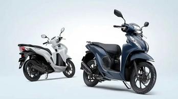 Belpiacos modell lett a Honda Dioból
