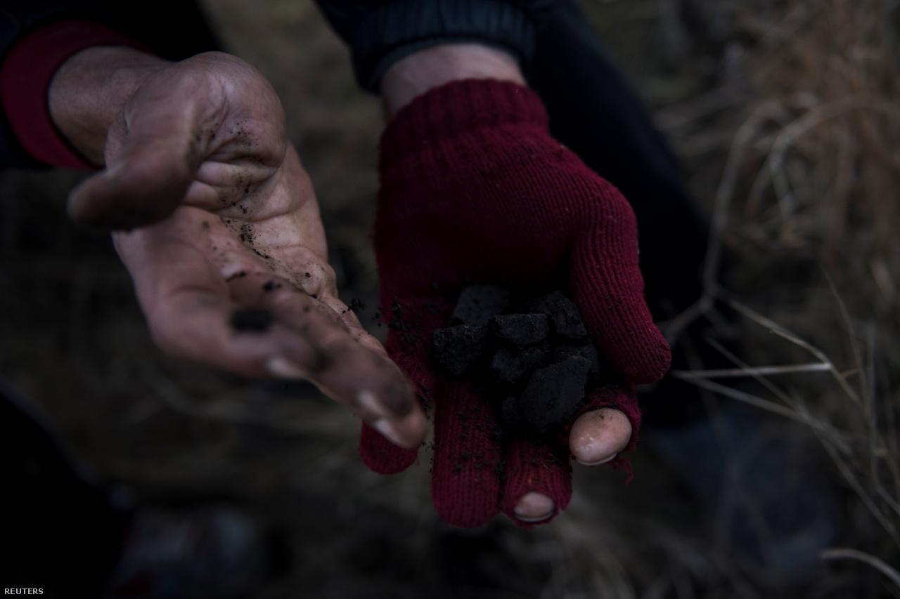 Az 53 éves férfi egy régi, elhagyatott bányánál szokott szenet keresni Farkaslyuk közelében.