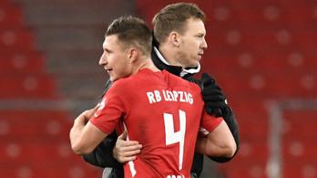 A Lipcse edzője szerint másfajta Liverpoolt látunk majd Budapesten