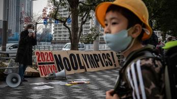 A japán cégek sem akarják az olimpiát