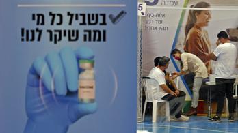 Nagyon hatékony a Pfizer vakcina az izraeli kutatók szerint