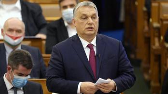 Orbán szerint reális esély van arra, hogy április elejére beoltsanak kétmillió embert