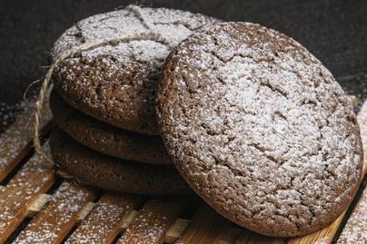 Zabkorpás keksz rengeteg kakaóval – Nem csak finom, rostdús is egyben