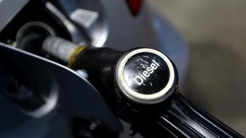 Egy éve nem fizettünk annyit a gázolajért, mint szerdától fogunk