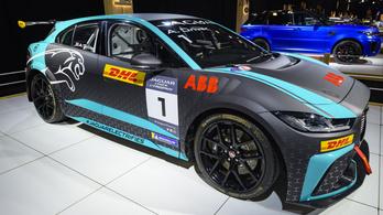 Teljesen átáll az elektromos autók gyártására a Jaguar