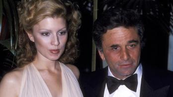 Több részben is szerepelt Columbo felesége
