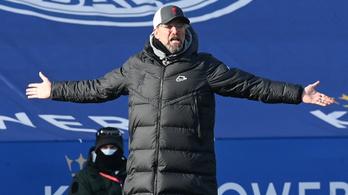 Jürgen Klopp szerint nincs veszélyben az állása