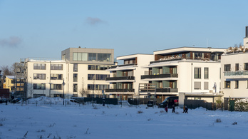Több mint egymillió forintba kerül egy négyzetméter a fővárosi új lakásoknál