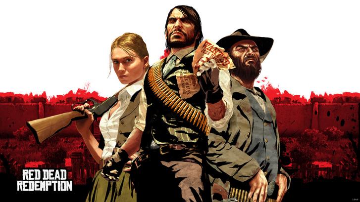 Red Dead Redemption (Forrás: Rockstar)