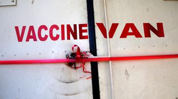 Vakcinacsalókra figyelmeztet az Európai Unió