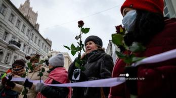 Folytatódik a tiltakozás Oroszországban, a hatóságok ezúttal nem találtak fogást