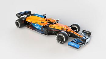 A McLaren leplezte le először a 2021-es autóját