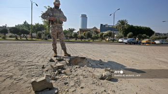 Rakétatámadás érte a Kurdisztáni Autonóm Régiót
