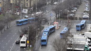 Vége a razziának, nyolcszáz buszsofőr és teherautós akadt fenn