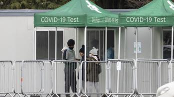 Már tíz országban mutatták ki az új mutáns koronavírust