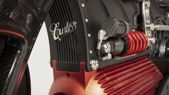 Steampunk powercruiser lett a Curtiss első modellje
