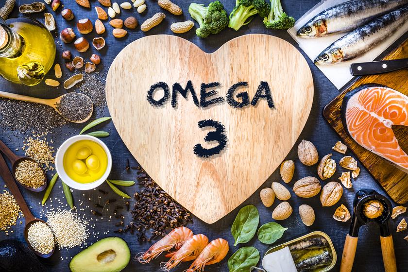 Gyorsítja a fogyást, védi a májat és a szívet: mennyi omega-3 zsírsavra van szükség, és miben van nagyon sok?