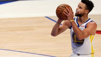 Steph Curry beállította Michael Jordan rekordját