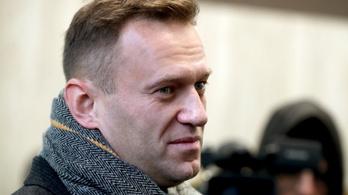 Pénzbüntetést kér az ügyészség Navalnij rágalmazási perében