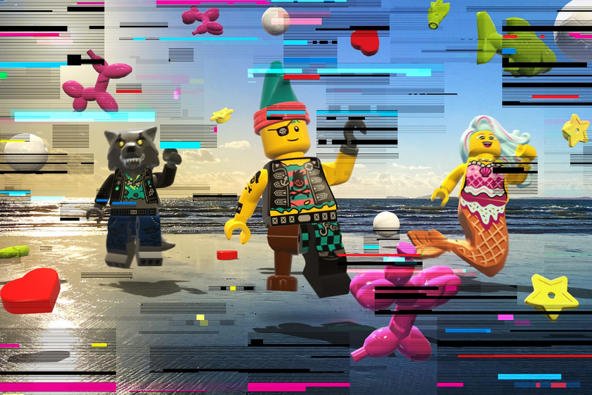 LEGO BeatBits effekt