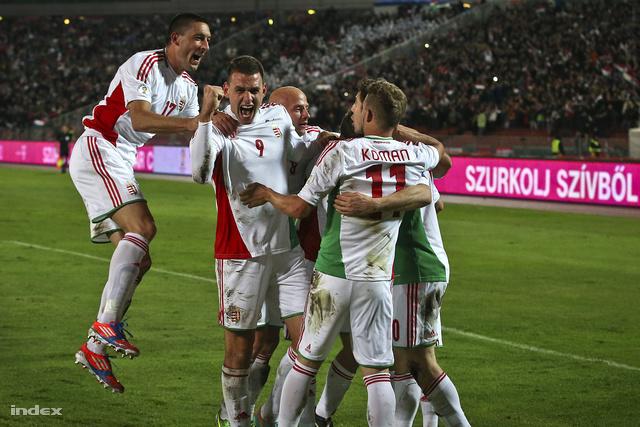 Magyarország 3-1-re megverte Törökországot, és csoportmásodikként várja a márciusi vb-selejtezők folytatását.