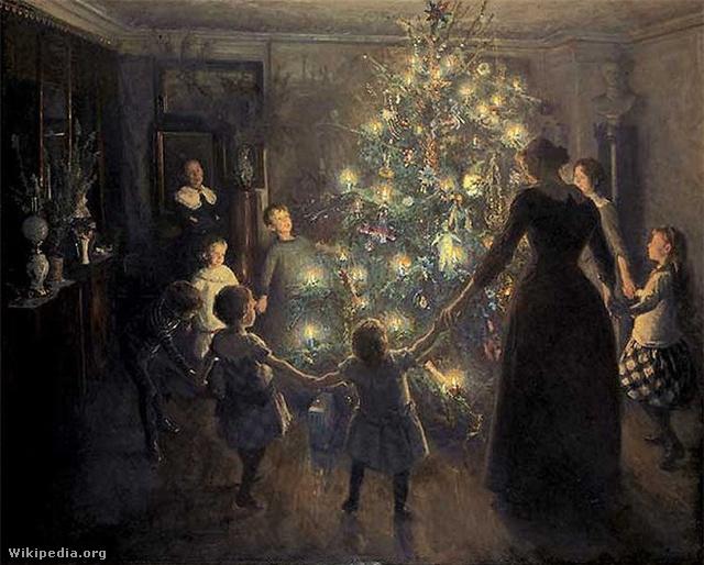 Johansen Viggo - Radosne Boże Narodzenie