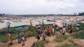 Kongóban rekordot döntött a gyilkosságok száma