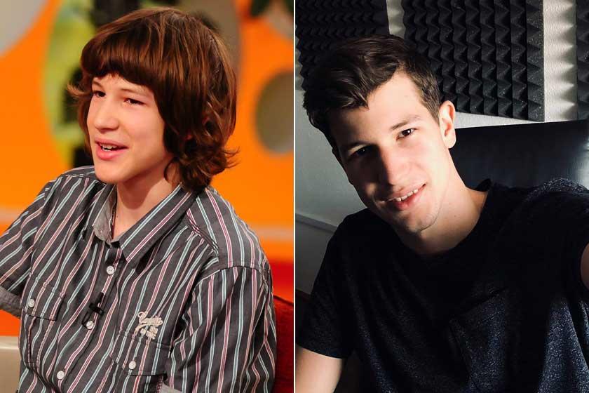 László Attila 14 éves volt, amikor megnyerte a Csillag Születik harmadik évadát. Mára jóképű, 24 éves énekes lett belőle.