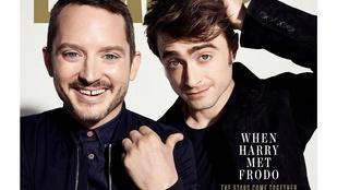 Zsákos Frodó és Harry Potter találkozása