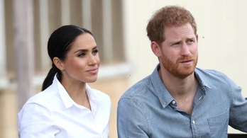 Nagyinterjúban áll a nyilvánosság elé Harry herceg és Meghan Markle