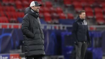 A Leipzig–Liverpool BL-nyolcaddöntő visszavágóját is a Puskás Arénában rendezik