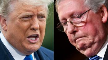Donald Trump offenzívát indított a republikánusok ellen