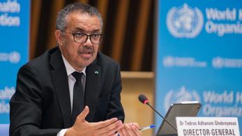 WHO: világszerte 16 százalékkal csökkent a fertőzöttek száma