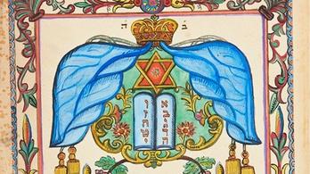 Egy New York-i árverésen akarták eladni a kolozsvári zsidó hitközségtől ellopott jegyzőkönyvet
