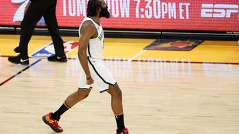 24 pontos hátrányból nyert a Brooklyn Nets az NBA-ben