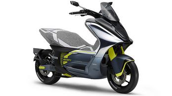 Levédette a Yamaha az elektromos robogójuk nevét