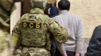 Merényletre készülő iszlamista terroristákat fogtak el az orosz hatóságok