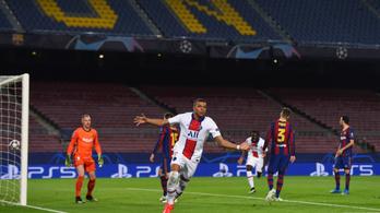 Még Puskás sem volt képes a Camp Nouban arra, amire Mbappé!