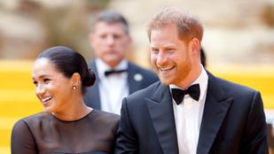 A királyi család félve várja, miről fognak Harry hercegék beszélni Oprah műsorában