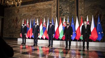 Orbán Viktor: A visegrádi együttműködés sikerének titka az összetartás