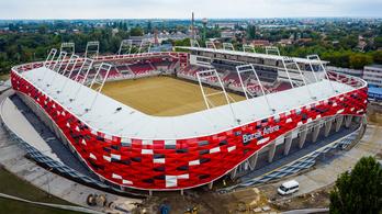 Kiderült, milyen meccset rendeznek először a Bozsik Arénában