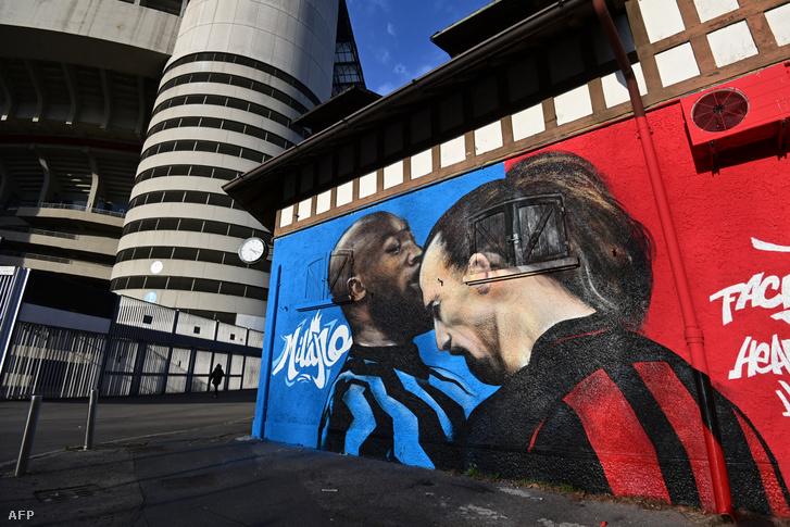 A Serie A-ban a milánói nagyon küzdenek a bajnoki címért