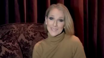 Céline Dion videóüzenete a magyaroknak: Sajnos még mindig nem biztonságos!