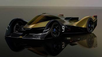 A Lotus szerint ilyen lesz a jövő sportkocsija