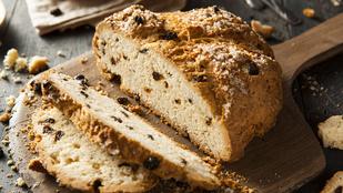 Aszalt paradicsommal még aromásabb lesz ez a gyors, sütőporos kenyér