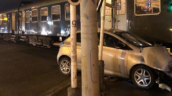 Vonatpótló buszok járnak Kispest és Pestszentimre között egy ütközés miatt