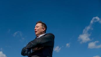 Négy és fél milliárd dollárt veszített Elon Musk, bukta a világ leggazdagabb embere címet