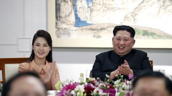 Újabb gyereke születhetett Kim Dzsong Unnak
