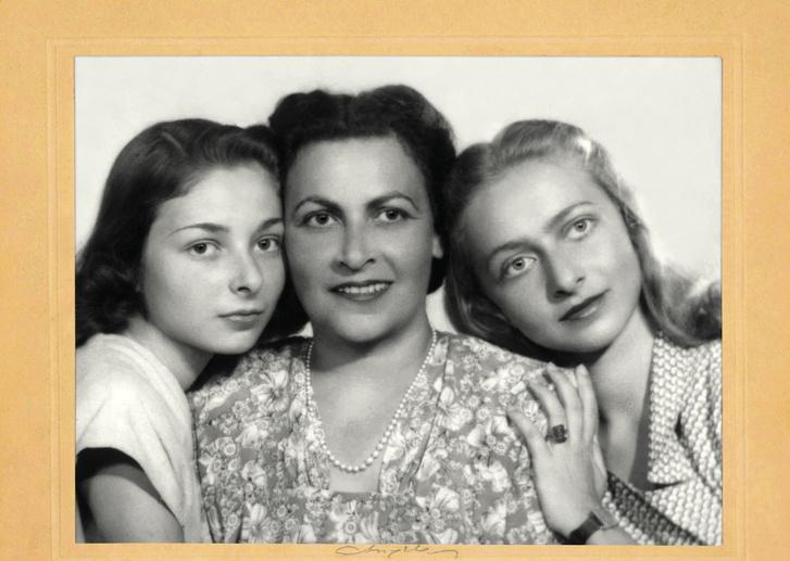 Márta, Jolán és Susanna