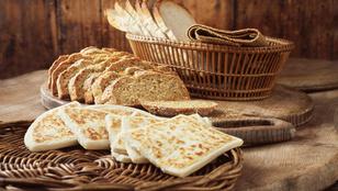 Ha valami izgalmasat próbálnál ki, ízesítsd a házi kenyered sült fokhagymával és majoránnával